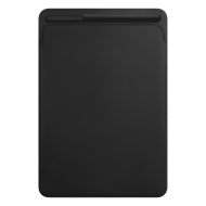 iPad Pro 10,5'' Leather Sleeve - Black