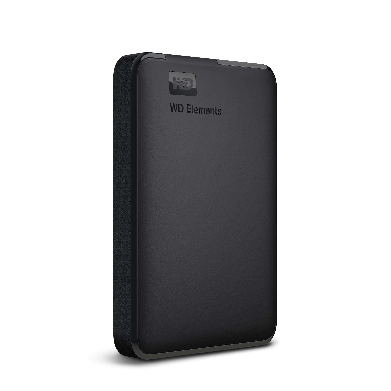 """Ext. HDD 2.5"""" WD Elements Portable 2TB USB; WDBU6Y0020BBK-WESN"""