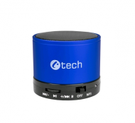 repro C-TECH SPK-04L, bluetooth, modré