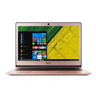 "Acer Swift 1 - 13""/N4200/4G/64GB/W10 růžový"