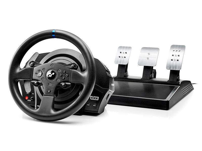 Thrustmaster Sada volantu T300 RS a 3-pedálů T3PA, GT Edice pro PS4, PS3 a PC; 4160681