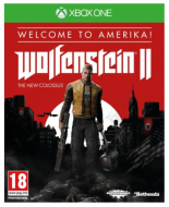 XOne - Wolfenstein II The New Colossus Welcome to Amerika! ENG
