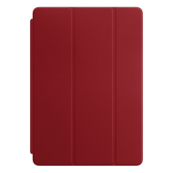 iPad Pro 10,5'' Leather Smart Cover - (RED)