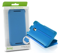 HTC One mini Flip case with stand HC V851 Green