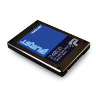 SSD 240GB PATRIOT Burst 555/500MBs