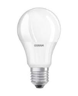 Osram LED žárovka E27  9,5W 4000K 806lm VALUE A-klasik matná