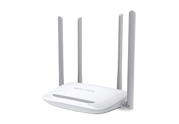 Mercusys MW325R 300Mbps Wifi N router, 4x10/100 RJ45, 4x anténa