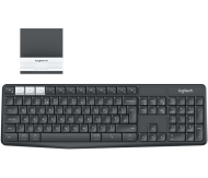 Logitech Kl. Logitech Wireless Keyboard K375s CZ