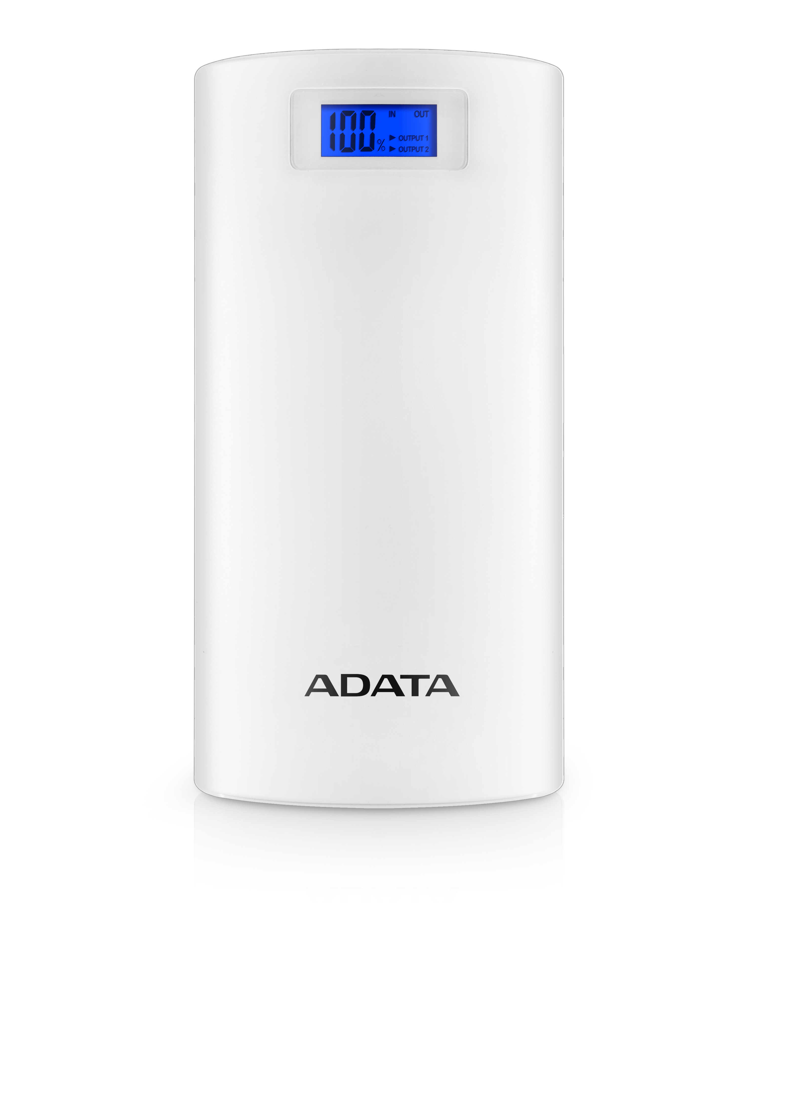 ADATA P20000D Power Bank 20000mAh bílá