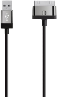 BELKIN MIXIT UP 30-Pin - USB kabel, černý, 2m
