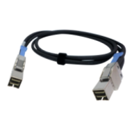 QNAP Mini SAS cable (SFF-8644), 1m