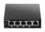 D-Link DGS-1005P 5x10/100/1000 PoE+Switch