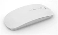 ACUTAKE PURE-O-MOUSE Free White Wireless