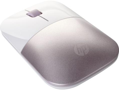 de6d7ce0bde HP Z3700 Wireless Mouse - White/Pink   COMFOR.cz
