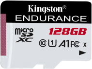 128GB microSDXC Kingston Endurance CL10 A1 95R/45W bez adapteru