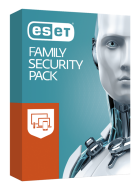 ESET Family Security Pack 3 PC/1 rok