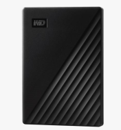 "Ext. HDD 2,5"" WD My Passport 1TB USB 3.0. černý"