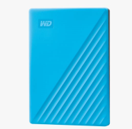 "Ext. HDD 2,5"" WD My Passport 2TB USB 3.0. modrý"