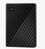 "Ext. HDD 2,5"" WD My Passport 4TB USB 3.0. černý"