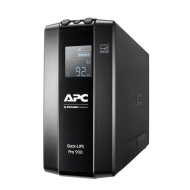 APC Back UPS Pro BR 900VA, 6 Outlets, AVR, LCD Interface