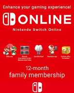 ESD 365 Dní Switch Online Membership Family