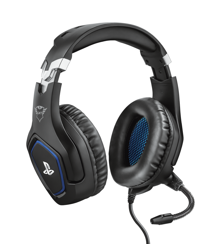 TRUST GXT 488 Forze PS4 Gaming Headset PlayStation® official licensed product; 23530