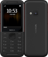 Nokia 5310 Dual SIM Black/Red