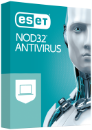 ESET NOD32 Antivirus na 1 PC na 1 rok k novému PC/NTB