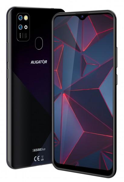 ALIGATOR S6500 Duo 32GB černý; AS6500BK
