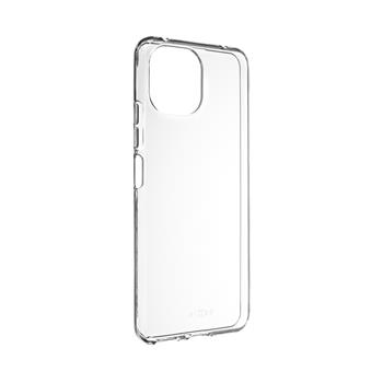 TPU gelové pouzdro FIXED pro Xiaomi Mi 11 Lite/Mi 11 Lite 5G, čiré; FIXTCC-679