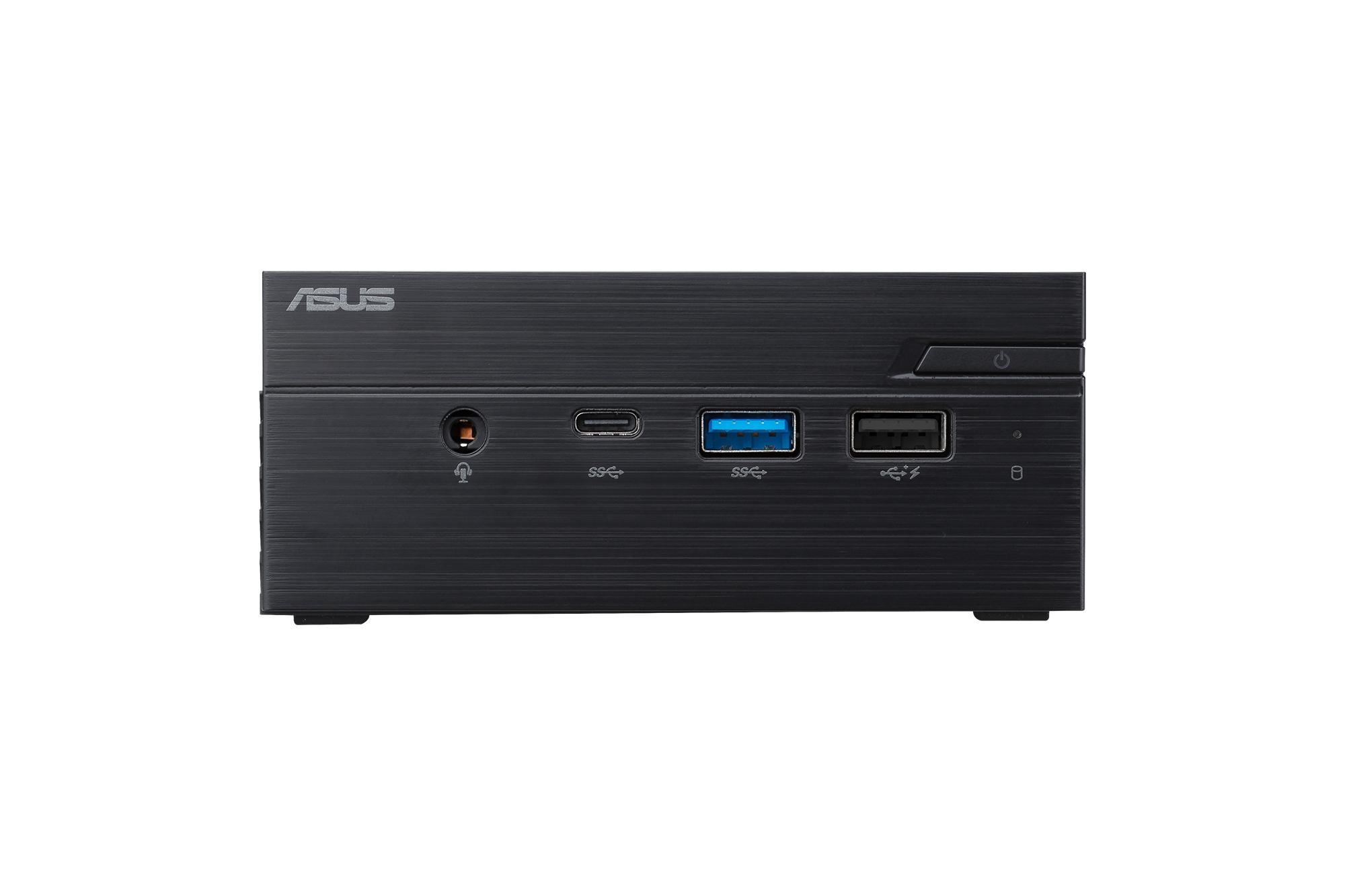 "ASUS PN40 N4120/1*M.2 Slot + 1*2.5"" slot/0G/bez OS; 90MS0181-M06990"