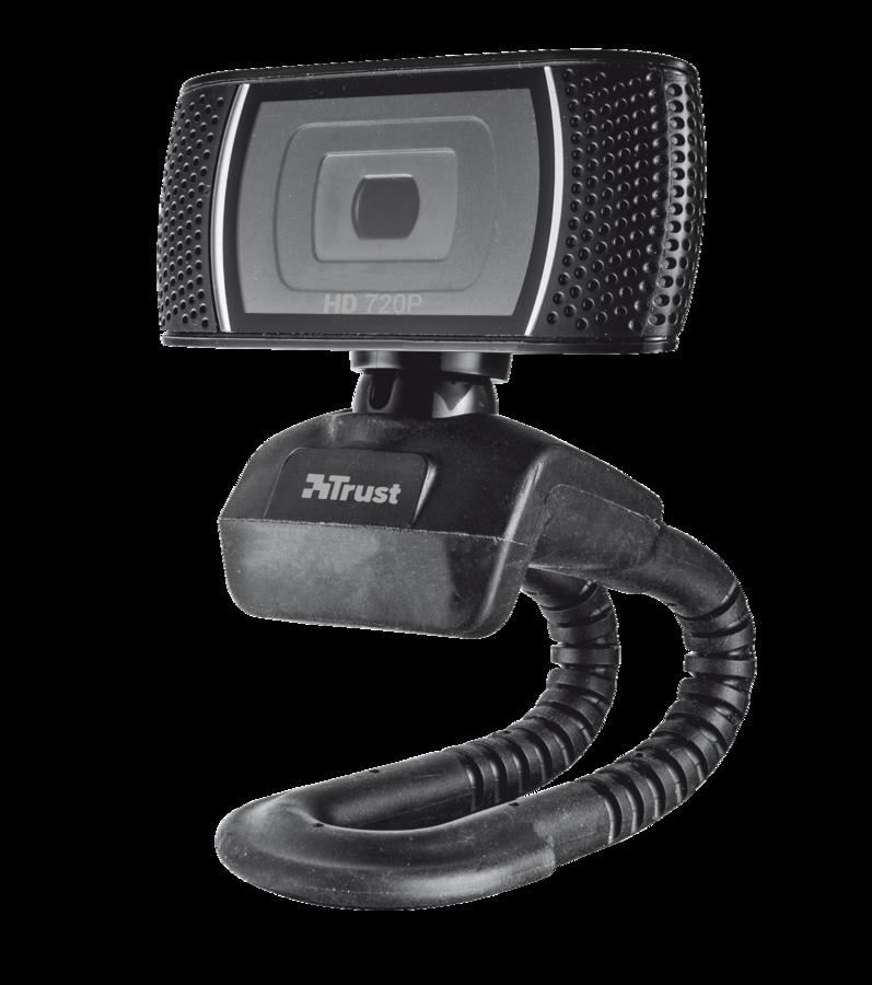 webkamera TRUST Trino HD video webcam; 18679