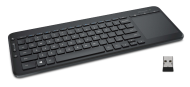 Microsoft All-in-One Media Keyboard Wireless, CZ&SK