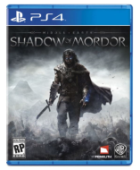 PS4 - Middle-earth: Shadow of Mordor