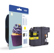 LC-123Y (inkoust yellow, 600 str.)