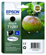 Black Ink Cartridge  (T1291)