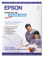 EPSON A4, Iron on Transfer Film (10ks)