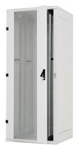 Stojanový rozvaděč 42U (š)600x(h)600 perf.dveře; RMA-42-L66-CAX-A1