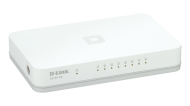 D-Link GO-SW-8G 8-Port GIGABIT EASY DESKTOP SWITCH