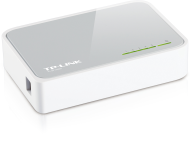 TP-Link TL-SF1005D 5x 10/100Mbps Desktop Switch