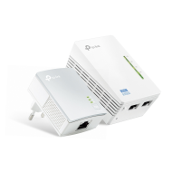 TP-Link TL-WPA4220Kit N300 Powerline Extend.Kit