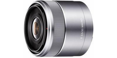 Sony objektiv SEL-30M35,30mm,F3,5,MAKRO,NEX; SEL30M35.AE