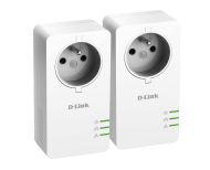 D-Link DHP-P601AV/FR Powerl AV2 1000 Passthrough K