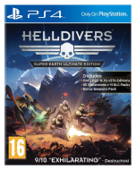PS4 - HELLDIVERS Super-Earth Ultimate