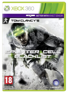 X360 - TC Splinter Cell Blacklist