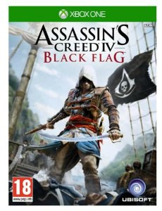XONE - Assassin's Creed: Black Flag; 3307215730256