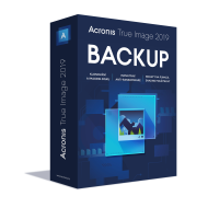 Acronis True Image 2019 - 5 Computers - BOX