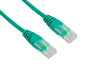 4World Patch kabel RJ45 Cat5 UTP 1.8m Green