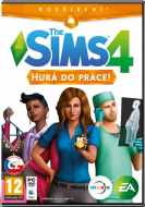 PC CD - The Sims 4 - Hurá do práce