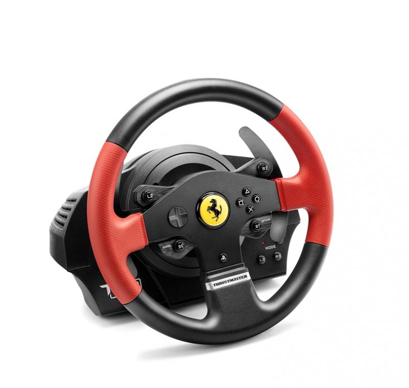 Thrustmaster Sada volantu a pedálů T150 Ferrari; 4160630